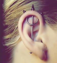 fork earring