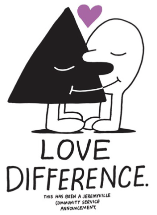 love difference