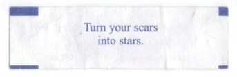 scares