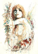 Metamorphosis by Carne Griffiths