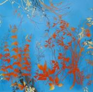 Blue and Orange by Henrik Simonsen