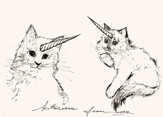 Kittenicorns by Feanne