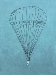Parachute by Mark Hayward