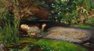Ophelia by Sir John Everett Millais