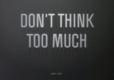 dont think