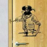 arh arh pirate hook