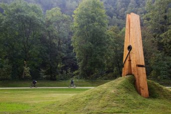 In the Chaudfontaine park in Belgium. By Uysal Mehmet Ali.