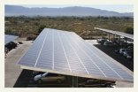 parking lot solar