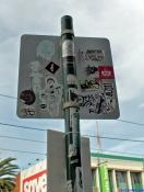 August 2012 Melbourne Poles Signs & Boxes-14