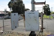 August 2012 Melbourne Poles Signs & Boxes-2