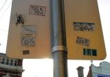 August 2012 Melbourne Poles Signs & Boxes-22