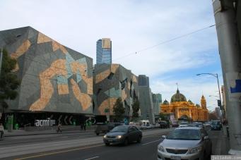 Buildings Melbourne Australia August 2012 - 24