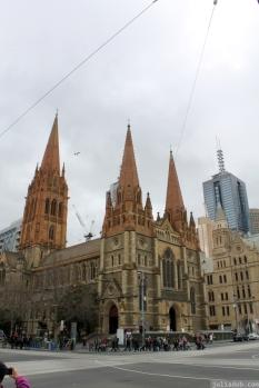 Buildings Melbourne Australia August 2012 - 56