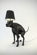 poop lamp