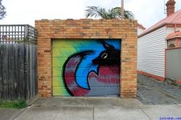 Street Art Melbourne Australia August 2012-1
