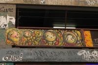 Street Art Melbourne Australia August 2012-103