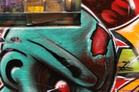 Street Art Melbourne Australia August 2012-105