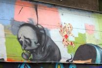 Street Art Melbourne Australia August 2012-116