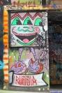 Street Art Melbourne Australia August 2012-118