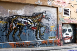 Street Art Melbourne Australia August 2012-122