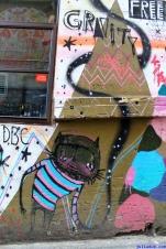 Street Art Melbourne Australia August 2012-124