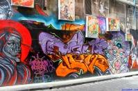 Street Art Melbourne Australia August 2012-131