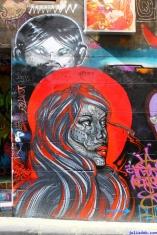 Street Art Melbourne Australia August 2012-132