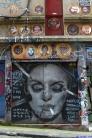 Street Art Melbourne Australia August 2012-137