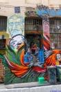 Street Art Melbourne Australia August 2012-143