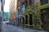 Street Art Melbourne Australia August 2012-144