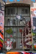 Street Art Melbourne Australia August 2012-148