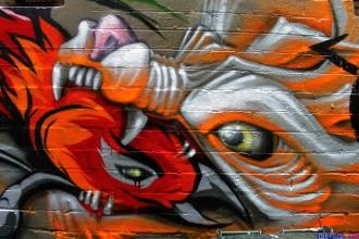 Street Art Melbourne Australia August 2012-149