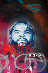 Street Art Melbourne Australia August 2012-160