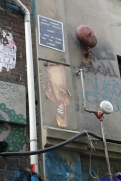 Street Art Melbourne Australia August 2012-163