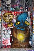 Street Art Melbourne Australia August 2012-164