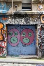 Street Art Melbourne Australia August 2012-166