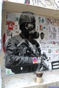 Street Art Melbourne Australia August 2012-175