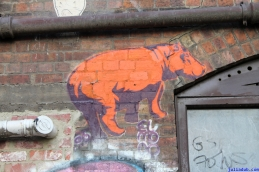 Street Art Melbourne Australia August 2012-191