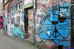 Street Art Melbourne Australia August 2012 - 196