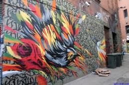 Street Art Melbourne Australia August 2012 - 198
