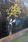 Street Art Melbourne Australia August 2012-20