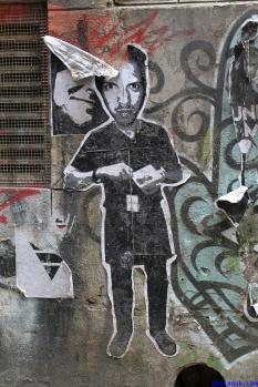 Street Art Melbourne Australia August 2012 - 200