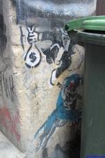 Street Art Melbourne Australia August 2012 - 205