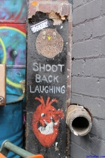 Street Art Melbourne Australia August 2012 - 212