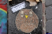 Street Art Melbourne Australia August 2012 - 214