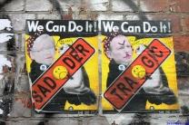 Street Art Melbourne Australia August 2012 - 218