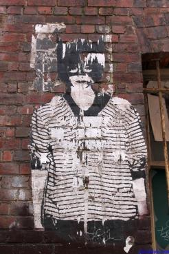 Street Art Melbourne Australia August 2012 - 221
