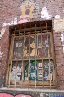 Street Art Melbourne Australia August 2012 - 222