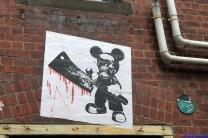 Street Art Melbourne Australia August 2012 - 223