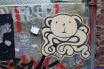 Street Art Melbourne Australia August 2012 - 230